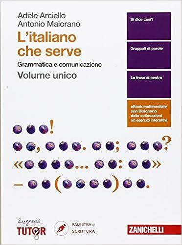 L'italiano che serve