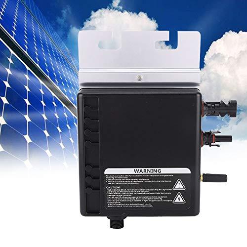 Micro Solar Inverter Converter, 300 W Gleichspannungs-Sinus-Wechselrichter mit einer Eingangsspannung von 22-50 VDC bis 120 VAC/230 VAC für Solar Home Systeme