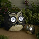 Owl Solar Accent Lights by Smart Solar