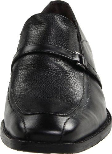 George Brutini Mens Svart Port 24966 / Smör Läder