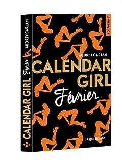 Calendar girl 02 : Février