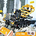 MEETGG-Moduli-Fai-da-Te-24G-App-remotoMezzo-Mobile-774-in-Miniatura-a-Distanza-PCS-Regalo-Modello-Building-Blocks-Birthday-Set-di-Natale