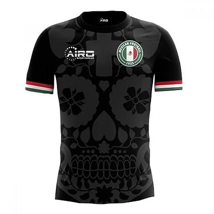 Amazon.com   Airo Sportswear 2018-2019 Mexico Third Concept Football ... c7f99115d