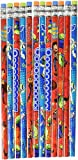 Amscan Toy Story Power Up Birthday Party Printed Pencils Favor (12 Pack), 7