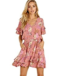 Spell and the Gypsy Collective Womens Rosa Play Dress