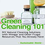 Green Cleaning 101 : DIY Natural Cleaning Solutions with Vinegar and Other Frugal Resources That You Already Have | Sustainable Stevie