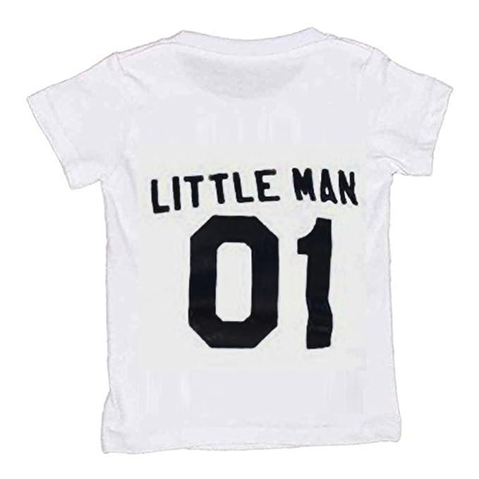 hibote Papá Hijo Tshirt Camiseta Cómoda Camisa de algodón 100% Rey Casual Blusas de cuello