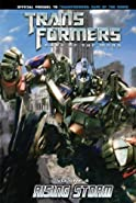 Transformers: Dark of the Moon: Rising Storm Volume 4 (Transformers: Dark of the Moon Movie Prequel)