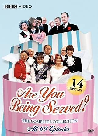 Are You Being Served? The Complete Collection by Amazon
