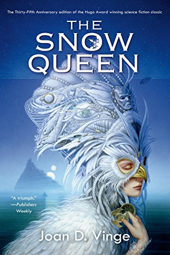 Book cover for The Snow Queen
