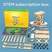 MEL STEM — Science Experiments Subscription Box DIY Model Building Kit Learning & Education Toys for Boys
