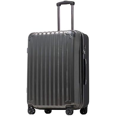 b5b7f7e1cc 【JP Design】スーツケース キャリーケース キャリーバッグ 超軽量 tsaロック 容量アップ