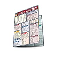 Italian Grammar (Quickstudy Reference Guides - Academic)