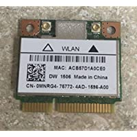 MXX0D - Dell Wireless 1506 DW1506 WiFi 802.11 b/g/n Half-Height Mini-PCI Express Card - MXX0D