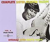 Complete Sister Rosetta Rosetta 4: 1951-1953