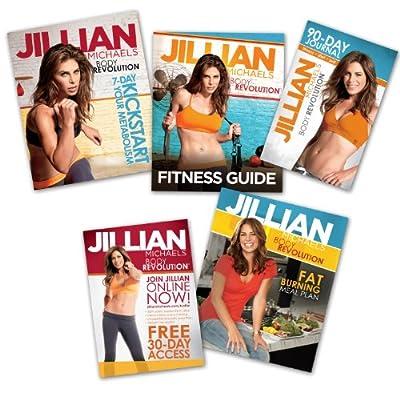Jillian Michaels Body Revolution from Gaiam