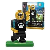 NFL Jacksonville Jaguars Gen4 Limited Edition Jaxson DeVille Mini Figure, Small, White