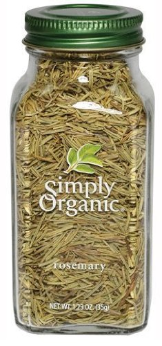 Simply Organic Btl Rosemry Leaf Org