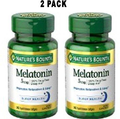 Nature S Bounty Melatonin  Mg Quick Dissolve