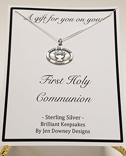 Communion Medallion - 3