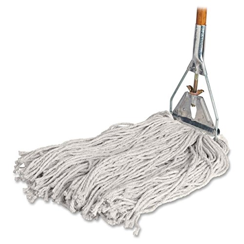 Genuine Joe Cotton Wet Mop wit…
