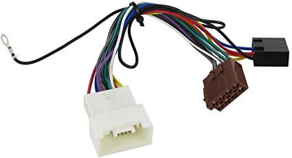 Amazon Com Wiring Harness Adapter For Mitsubishi Lancer 2007 Iso