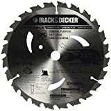 Black & Decker PR824 24T 7-1/4-Inch Carbide Saw Blade