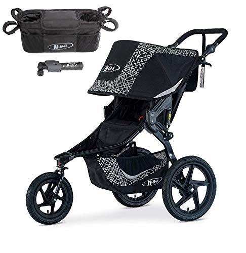 BOB Revolution Flex 3.0 Jogging Stroller, Lunar Black for sale  Delivered anywhere in USA