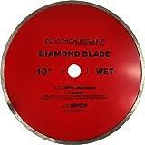 "AJ Wholesale CHIW039-WET 10"" Diamond Saw Blade"