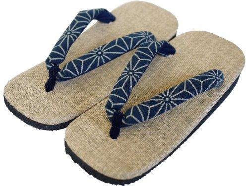 Panama Japanse Sandalen Voor Heren Gemaakt In Japan Setta Zori * Schoenmaat Van Japan * 1
