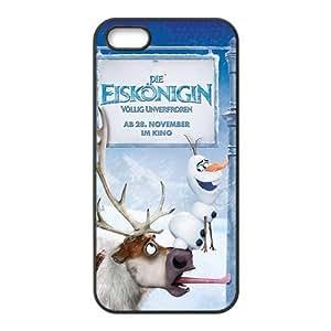 Frozen practical fashion lovely Phone Case for iPhone 5S(TPU) wangjiang maoyi