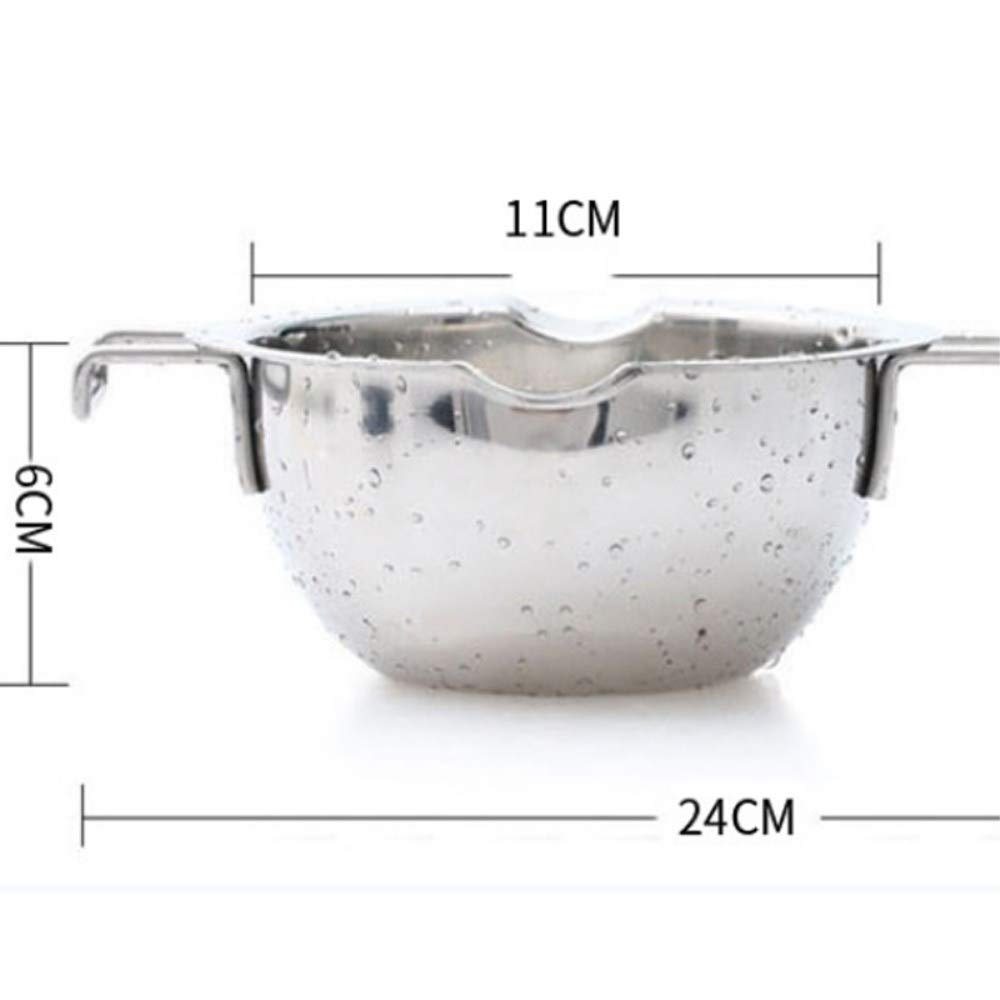 Stainless Universal Double Boiler Pot Smart Baking Tools£¬Melting Pot Butter Chocolate Cheese Caramel by GETHIS (Image #4)