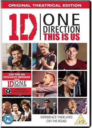 One Direction: This Is Us [DVD] [2013] by Harry Styles B01I06MDH8