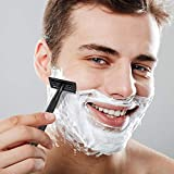 Double Edge Razor [10 Pack Blades] for