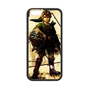 iPhone 6 Case,iPhone 6 (4.7) Case Protective,The Legend of Zelda Protection Hard Case for iPhone 6 (4.7) Soft Flexible TPU material for iPhone 6