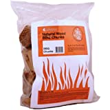 Oak Wood Cooking Chunks- BBQ Wood Chunks for Grilling and Smoking- Small Bag by Camerons Products
