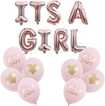 It/'s a Girl Luftballons