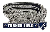 Atlanta Braves Turner Field Pin