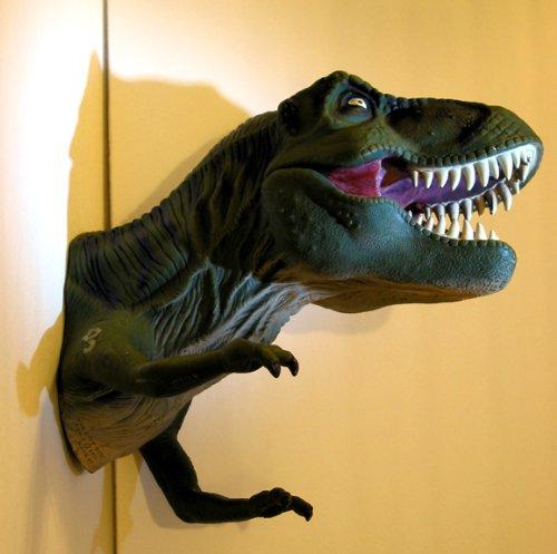 Jurassic Park T Rex Roar Rare The Lost World: J...