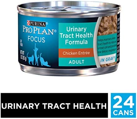 Purina Pro Plan FOCUS Urinary Tract Health Adult Wet and Dry Food 2