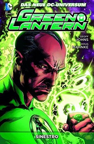 Green Lantern, Bd. 1: Sinestro