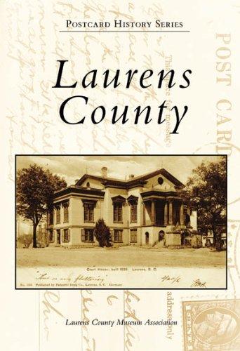 Laurens County (SC) (Postcard History Series)