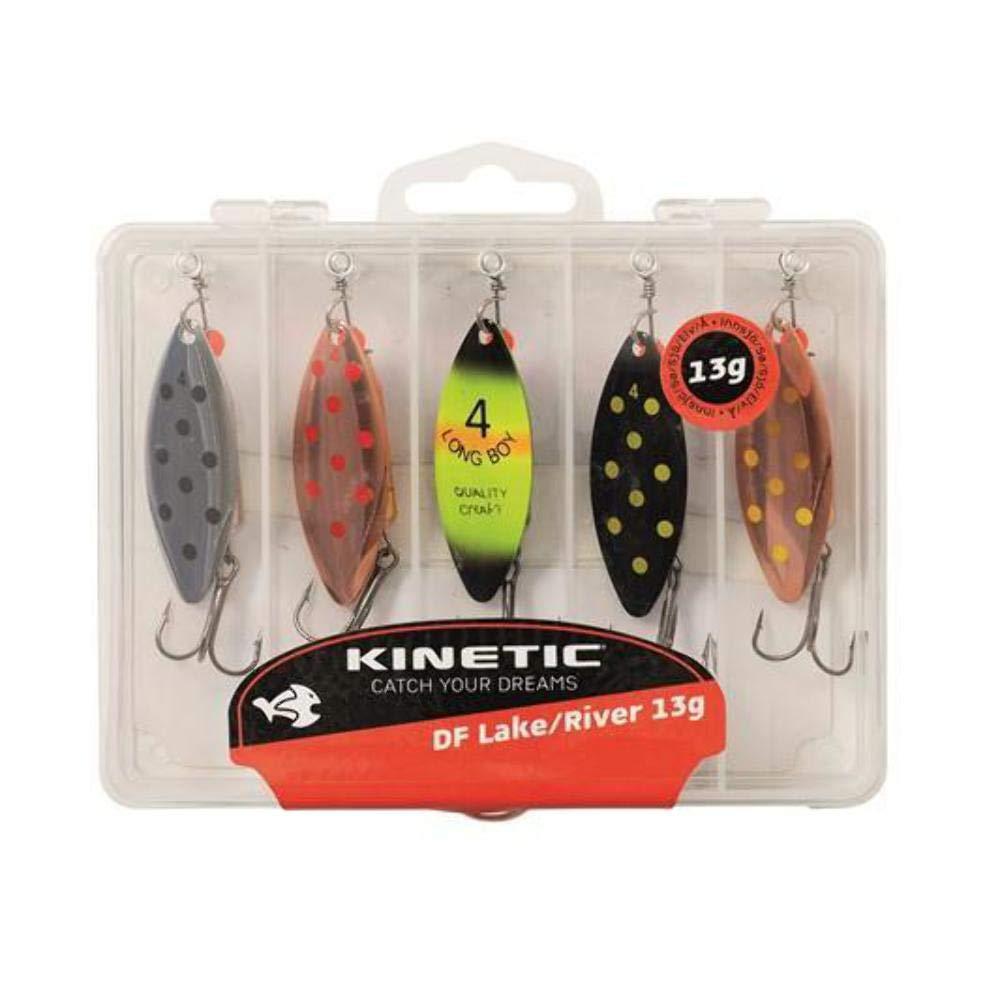 Kinetic Kunstköder x5 Lake 13G Mehrfarbig KS04236
