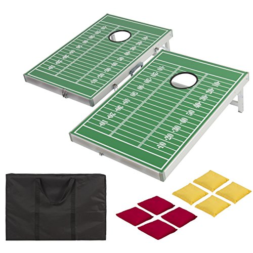 Best Choice Products Football CornHole