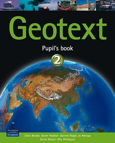 Geotext: Student's Book Bk. 2 (Geotext) (Garrett Stage 2)
