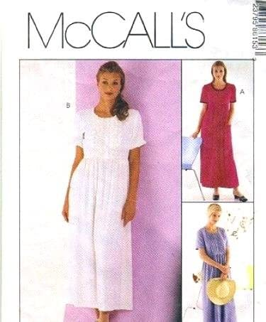 McCall/'s 8615  Misses/' Dress   Sewing Pattern