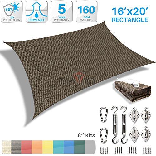 Patio Paradise Hardware Rectangle Durable