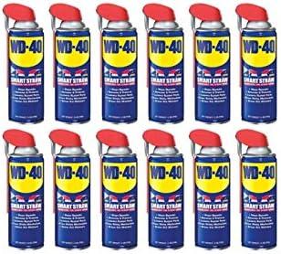 WD40 450 ml aerosol Smart Straw – Pack de 12: Amazon.es: Electrónica