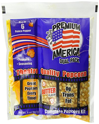 Cheapest Prices! Great Western Premium America Dual Pack, 8 Ounce (Pack of 6)