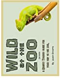img - for Wild at the Zoo: A Brainy Tourist Guide to the Zoo by Jason D Grooms (2014-11-03) book / textbook / text book